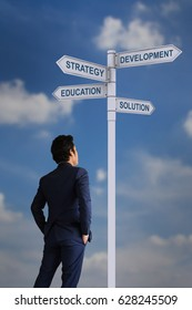 Organizational orientation, leadership vision.