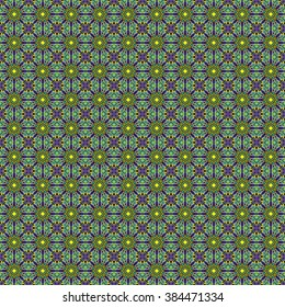 Orient seamless pattern, tribal traditional elements. Royal damask texture for textile, wallpapers, page fill, book covers. Boho-chic fabric background, colorful carpet