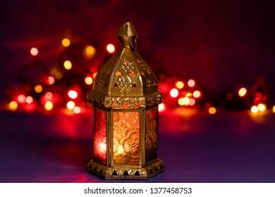 Oriental Arabic lantern