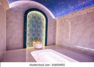 Oriental bath. Hamam