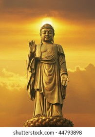 Oriental Buddha