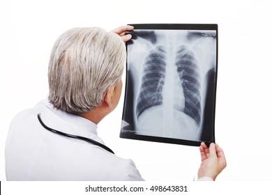 Oriental doctor X ray film