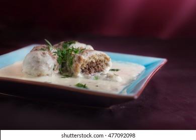 Oriental food - Kebbeh