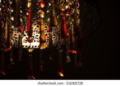 Oriental light Moroccan decoration