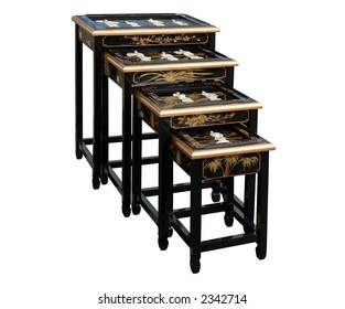 Oriental nested tables