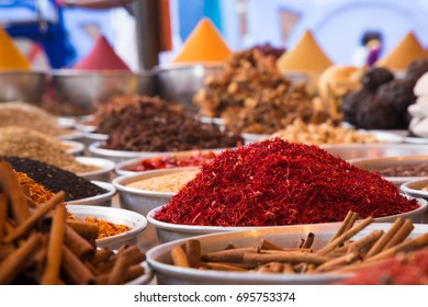Oriental Spices made in Aswan, Egypt
