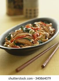 Oriental Stir fry