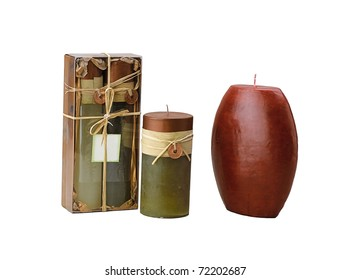 The oriental style candle for all occasions