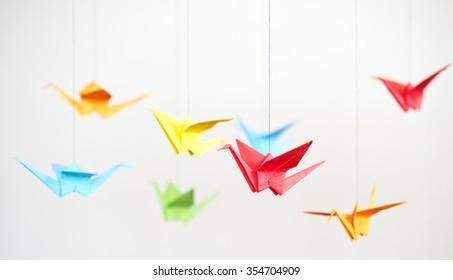 Paper Bird Images Stock Photos Vectors Shutterstock