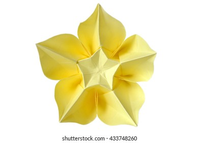 Flower Origami Stock Photos Images Photography Shutterstock