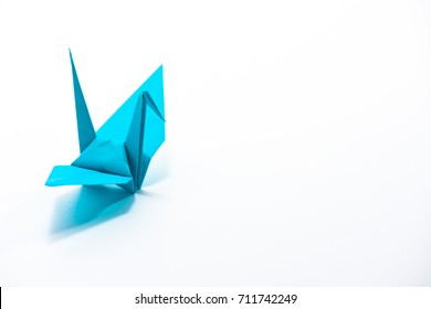Origami Crane Images Stock Photos Vectors