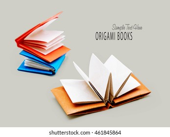 Origami Popup Book Video Tutorial | Book origami, Concertina book ... | 280x347