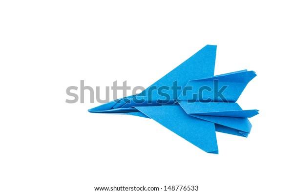 How to make an F15 Eagle Jet Fighter Paper Plane (Tadashi Mori ... | 395x600