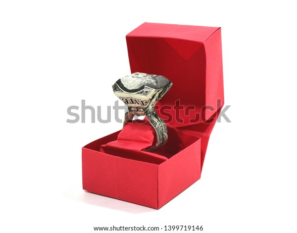 2014 Paper Ring Boxes /ring Box/make Ring Holder Jewelry Box - Buy ... | 470x600