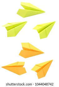 origami planes collection