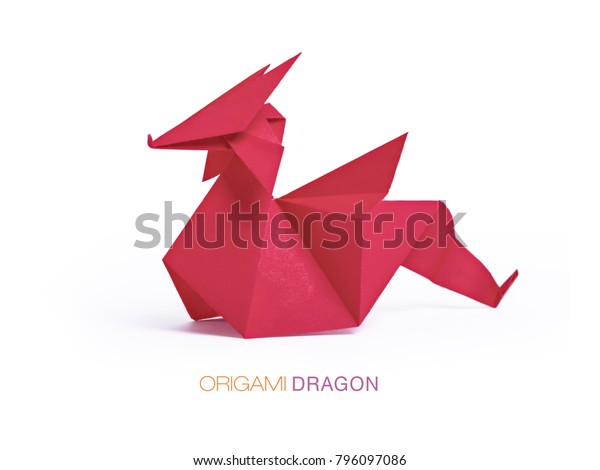 How make origami 3-Heads Dragon | How To Make Origami Dragon | 470x600