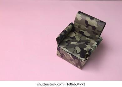 Origami tiny sofa paper cute