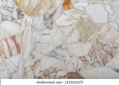 Origina mid century terrazzo floor