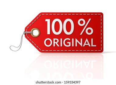 original 100 percent