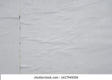 original creative poster background concept, minimal white empty urban placard background texture