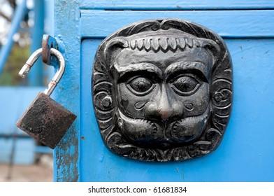 original door decoration
