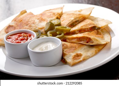 original mexican quesadilla