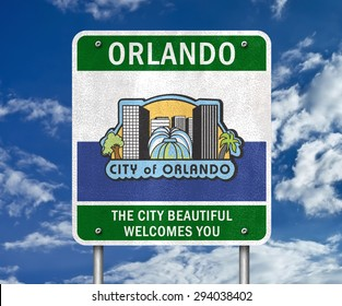 Orlando - the city beautiful welcomes you