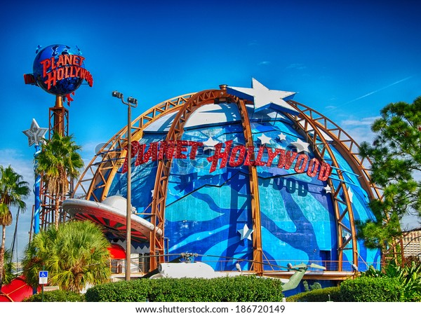 ORLANDO - JAN 2: Walt Disney Resort detail on a beautiful winter day, January 2, 2008 in Orlando. The amusement park hosts more tha 15 million people each year