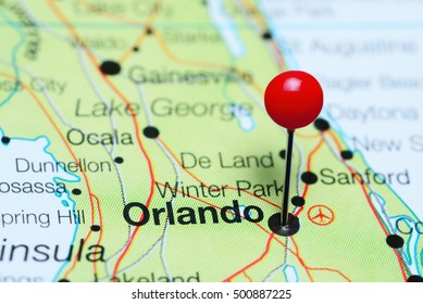 Orlando Florida On Map.Royalty Free Orlando Florida Map Images Stock Photos Vectors