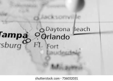 Orlando, USA.