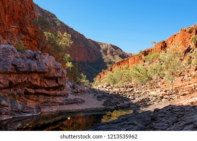 Ormiston Gorge, West MacDonnell National Park, Northern Territory, Australia