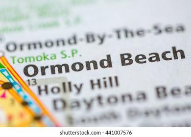 Ormond Beach. Florida. USA