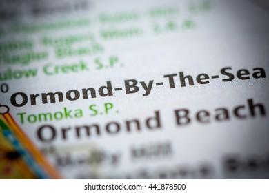 Ormond-By-The-Sea. Florida. USA