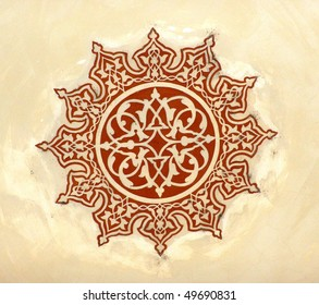 Ornament in a mosque