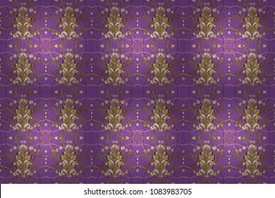 Flower Stickers Mehndi : Mehndi brown stock images royalty free vectors