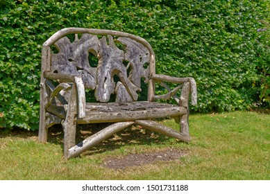 Enjoyable Imagenes Fotos De Stock Y Vectores Sobre Bench Front Green Caraccident5 Cool Chair Designs And Ideas Caraccident5Info