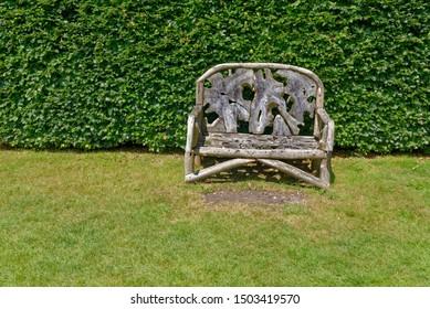 Amazing Imagenes Fotos De Stock Y Vectores Sobre Bench Front Green Machost Co Dining Chair Design Ideas Machostcouk