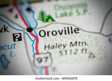 Oroville. Washington. USA