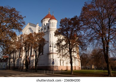Orthodox Cathedral of the Theotokos, in Vilnius