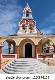 Orthodox Church of Ag. Fotini in Rethymno, Crete, Greece