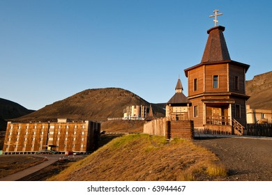 Orthodox Church in Barencburg