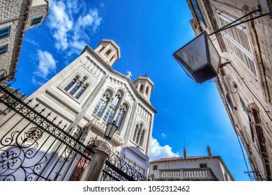 Orthodox Church in Dubrovnik