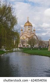 Orthodox Church of Fagaras in Transylvania, Romania