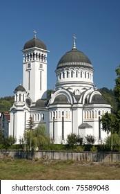 orthodox church in sighisoara romania
