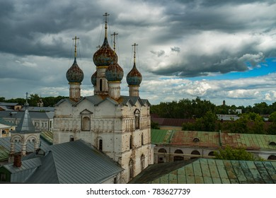 Orthodox Church Spasa na Torgu, Golden Ring of Russia, Rostov the Great