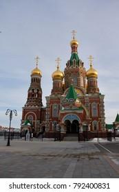 Orthodox church in Yoshkar-Ola