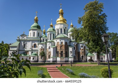 Orthodox churches in Kiev, Ukraine