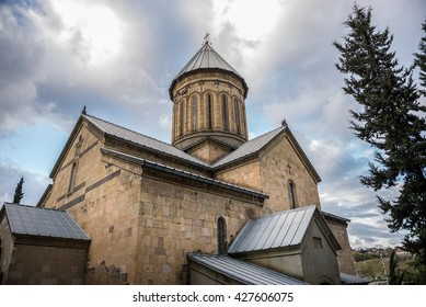 Orthodox Sioni Cathedral in Tbilisi, capital of Georgia