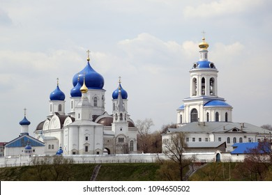 Orthodox Women Monastery of the Nativity of the Mother of God in Bogoliubovo near Vladimir city, Russia