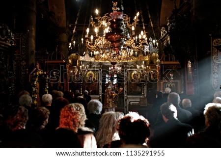 Monastery Mass Schedule